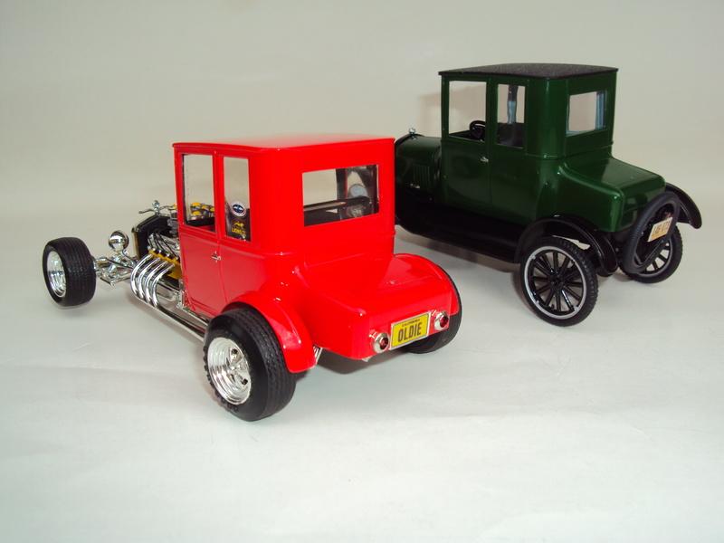 1925 Ford Model T coupé Dsc02924