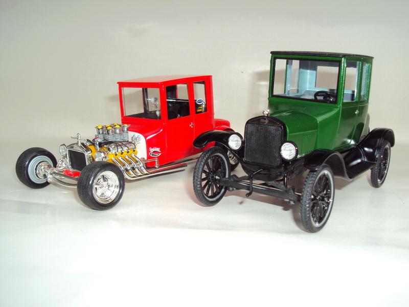 1925 Ford Model T coupé Dsc02925