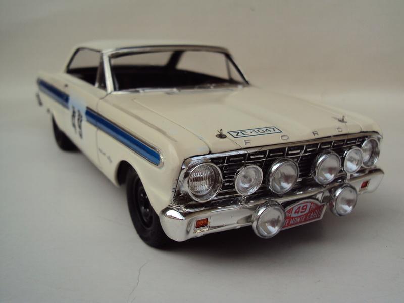 "Ford Falcon ""rallye de Monte Carlo"" 1964 Dsc03058"