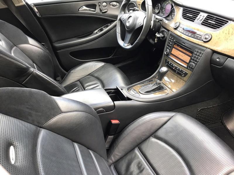 Mercedes cls amg 63 2009. R$160.000,00 Img_0313
