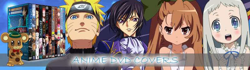 Anime DVD Covers