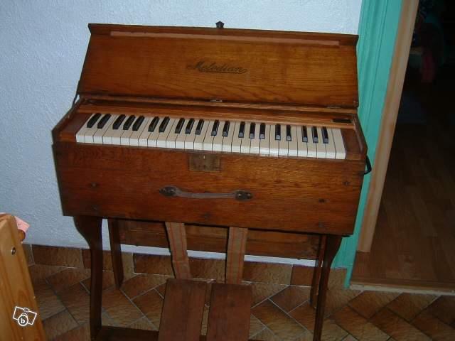 Harmonium pliant J.GEBHARDT Harmon10