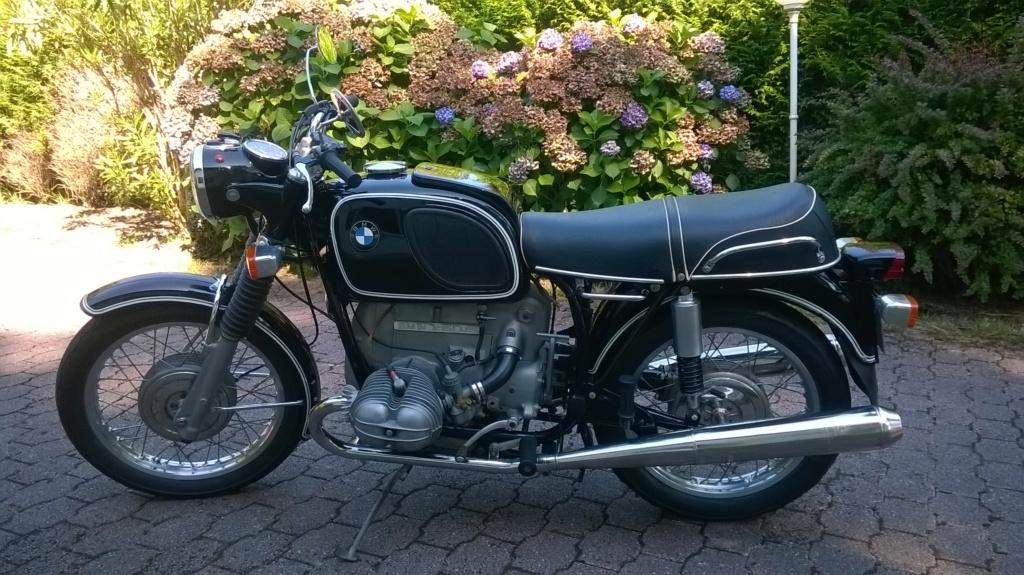 BMW R60/5 de 1972 Wp_20126