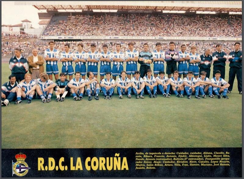 SUPER DEPOR 1992-1993 Osasun12