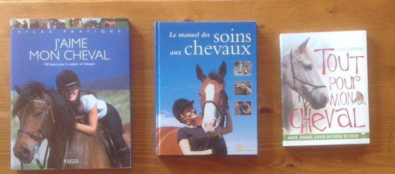 Plusieurs livres d'équitation ! Image10