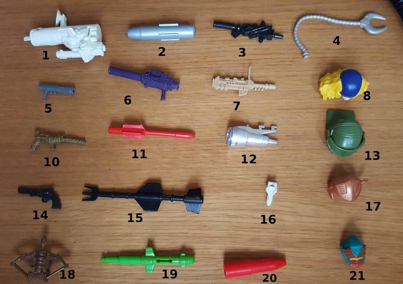 Armes et accessoires  19243910