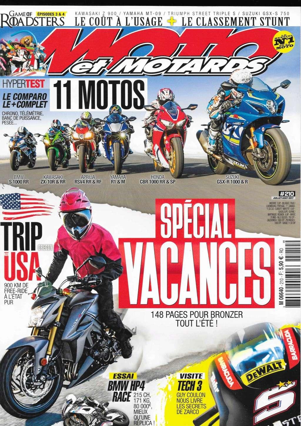 Livre, Magazine, En kiosque, Presse Spécialisée, Canard Moto, Bouquin  - Page 24 Filena10
