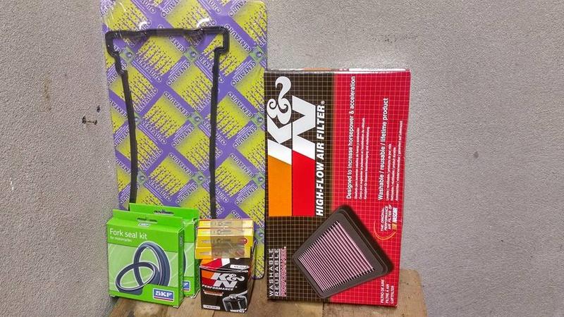 ZX6R 2001 restauration 15726410
