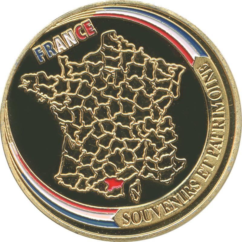 Souvenirs et Patrimoine 34mm  1110