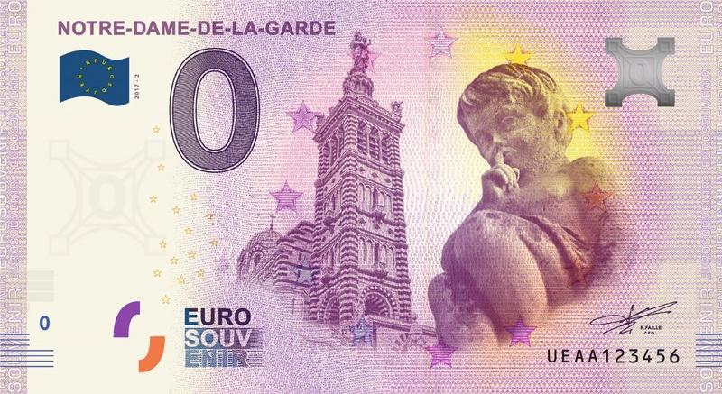 Billets 0 € Souvenirs  [SUD = 62] A_aa2_10