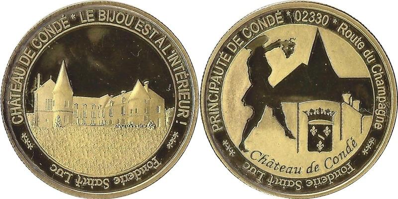 Fonderie Saint-Luc =  11 Condy10