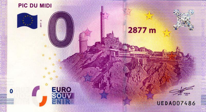 Billets 0 € Souvenirs = 80 Midi10