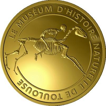 Médailles et Patrimoine = 24 Toulou10