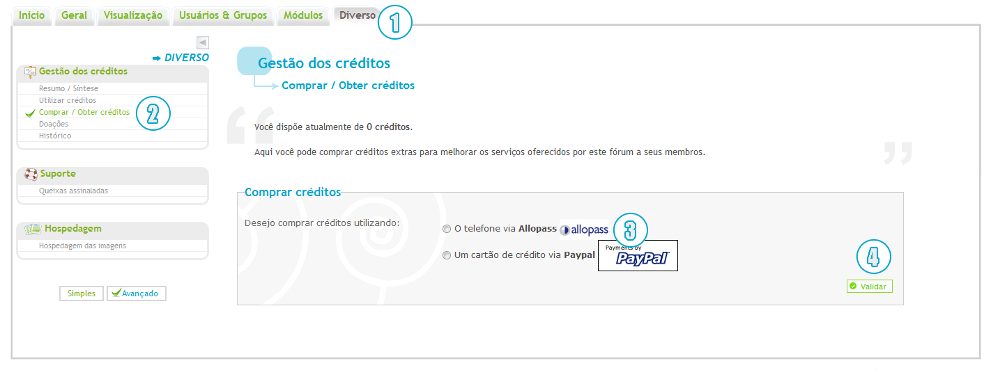 [FAQ] Gestão dos Créditos Untitl37