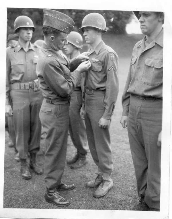"""100th Infantry Division """"Century"""" 1945_010"""