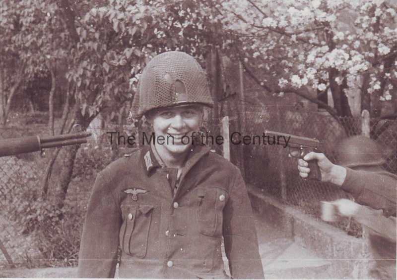 """100th Infantry Division """"Century"""" 410"""