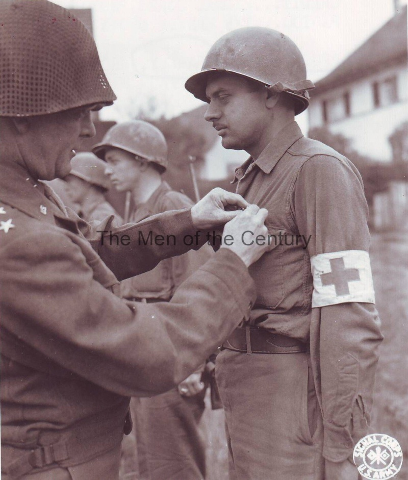 """100th Infantry Division """"Century"""" Barley10"""