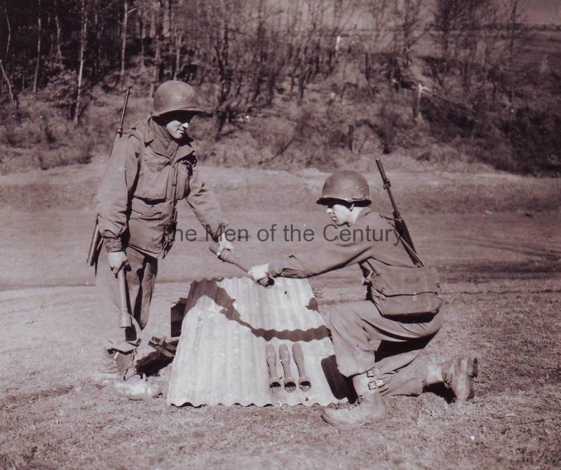 "100th Infantry Division ""Century"" Erniec10"