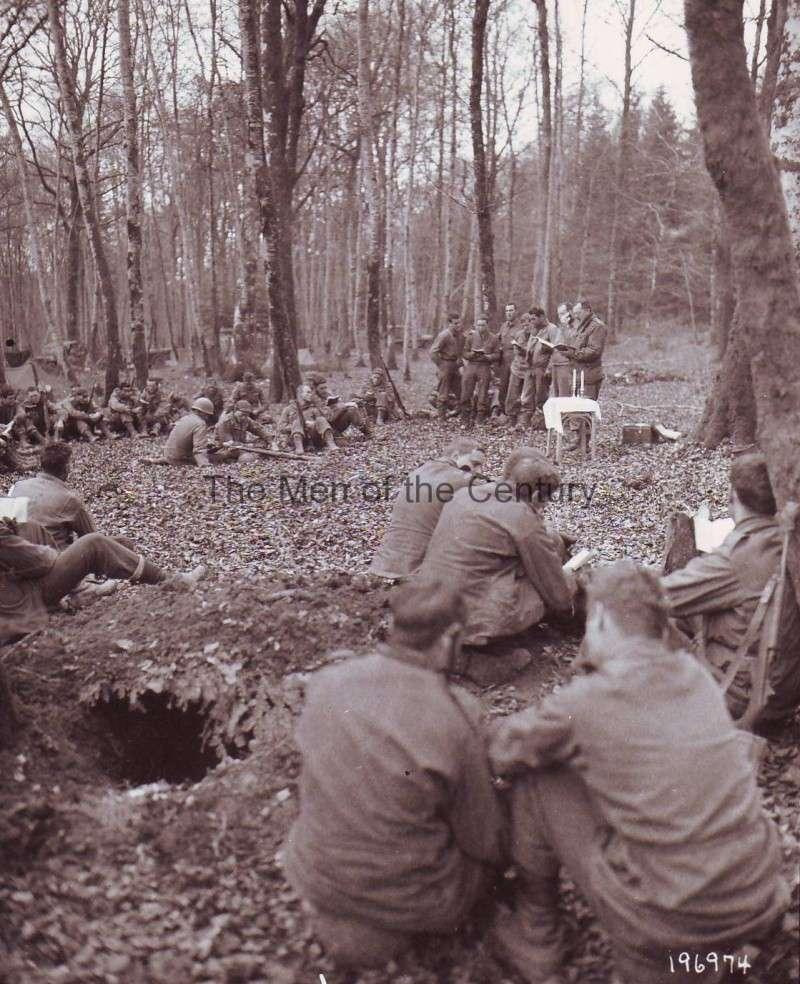 "100th Infantry Division ""Century"" Fieldm10"