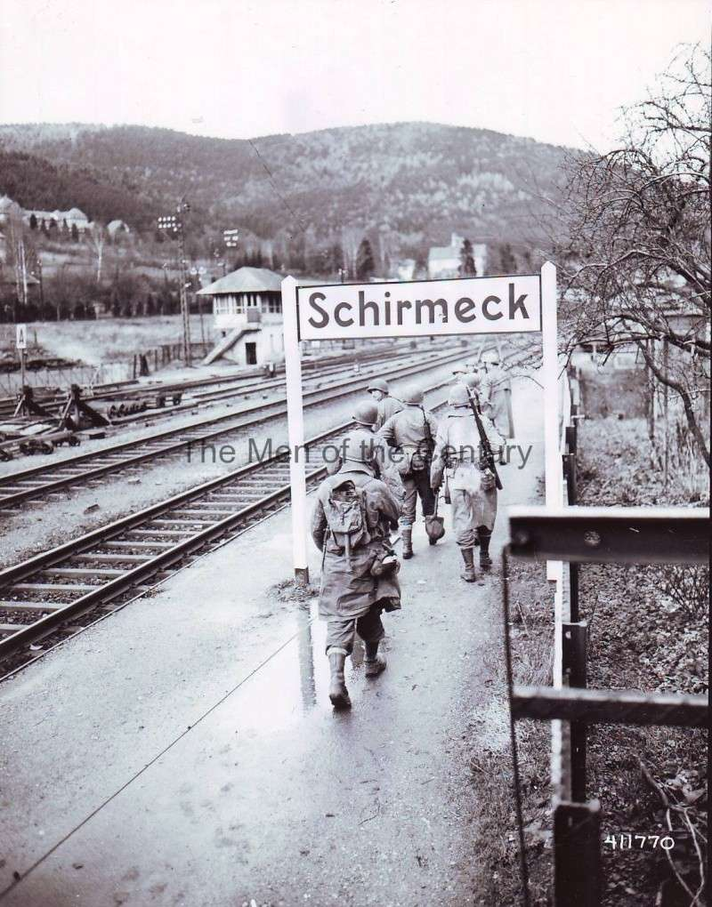 "100th Infantry Division ""Century"" Schirm10"