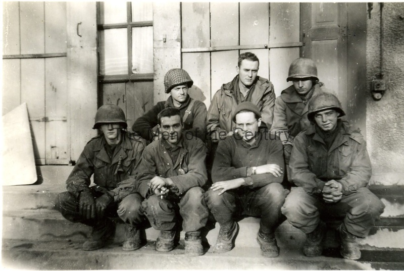 """100th Infantry Division """"Century"""" Unknow10"""