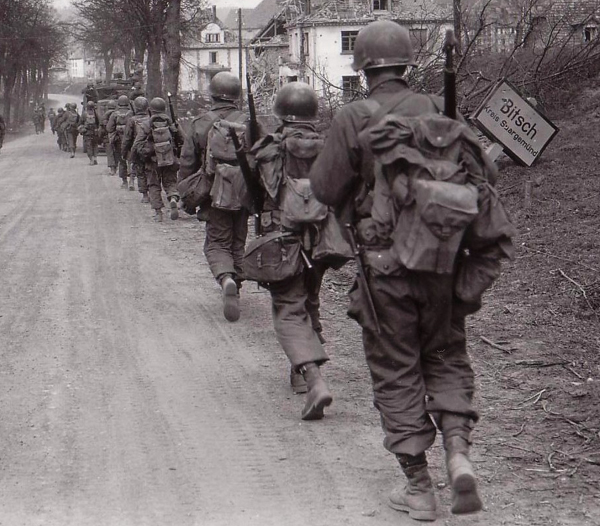 """100th Infantry Division """"Century"""" Us_nar10"""