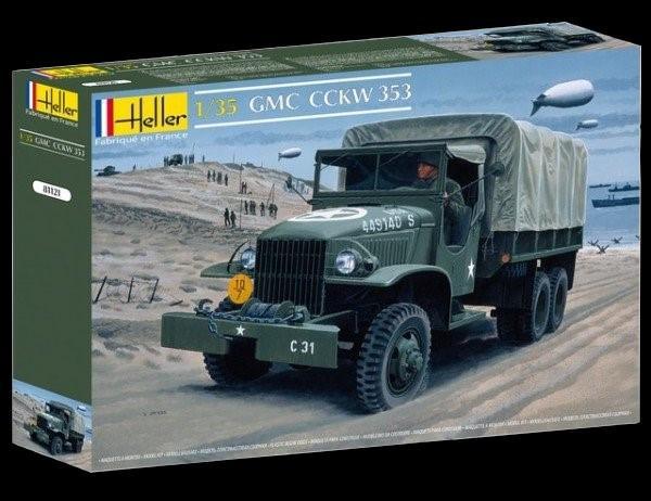 GMC CCKW 353  Réf 81121 Camion10