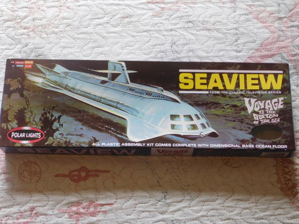 [POLAR-LIGHTS] Sous-marin SEAVIEW de la série VOYAGE AU FOND DES MERS 1/350ème Réf 5099 Dscn9210
