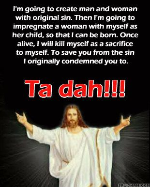 Pics that made you lol Jesus-10