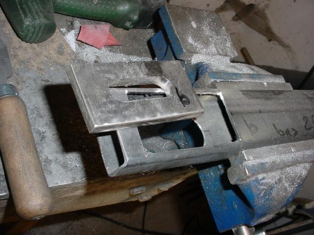 Fabrication d\'un BO 210