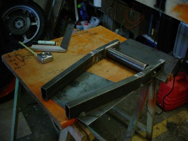 Fabrication d\'un BO 510