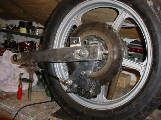 Fabrication d\'un BO 912