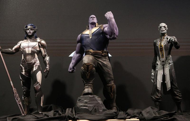 Avengers : Infinity War - Part 1 & 2 Avenge11