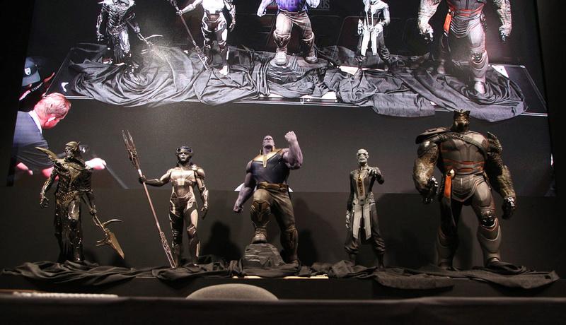Avengers : Infinity War - Part 1 & 2 Avenge14