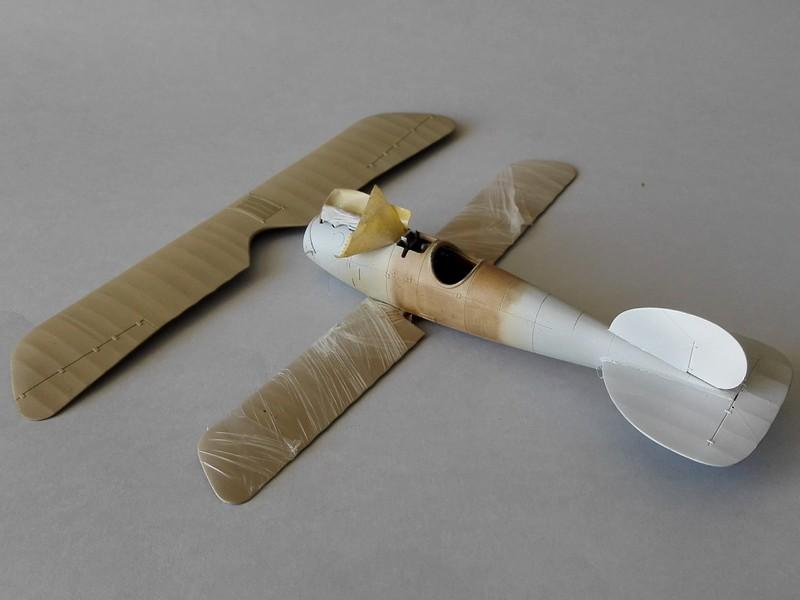 Albatros D.Va (Eduard 1/48): je lâche l'affaire... Albatr10