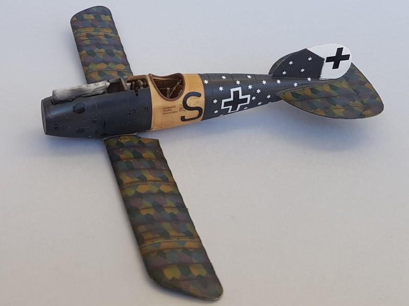 Albatros D.Va (Eduard 1/48): je lâche l'affaire... Albatr17