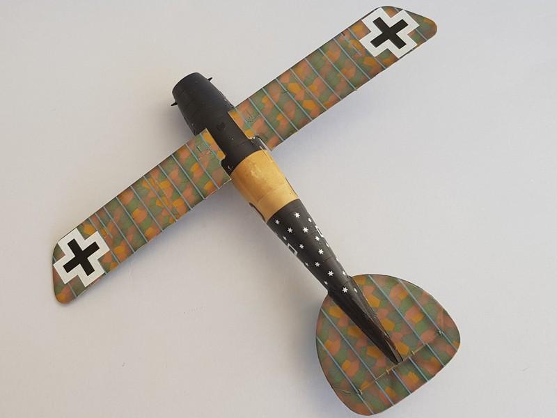 Albatros D.Va (Eduard 1/48): je lâche l'affaire... Albatr18
