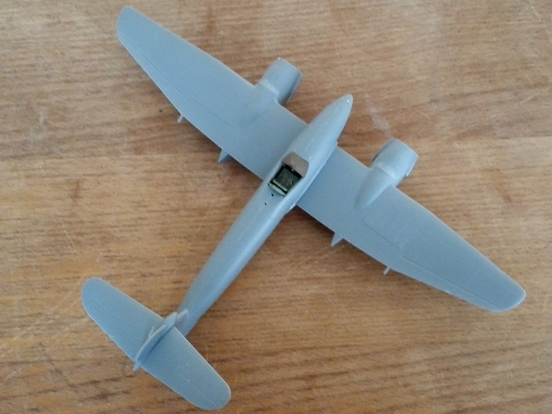 Westland Whirlwind (Trumpeter 1/48, et un peu d'Eduard)... - Page 2 Whirlw10