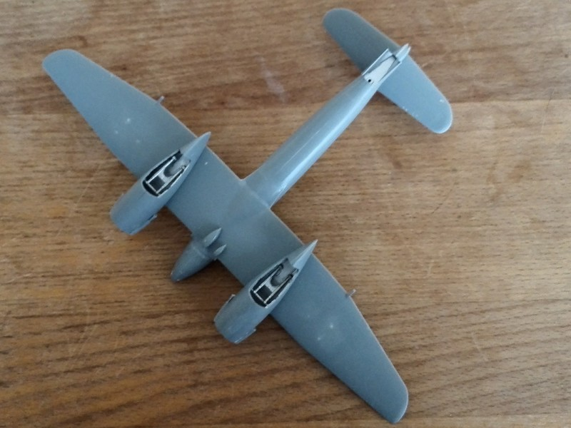 Westland Whirlwind (Trumpeter 1/48, et un peu d'Eduard)... - Page 2 Whirlw11