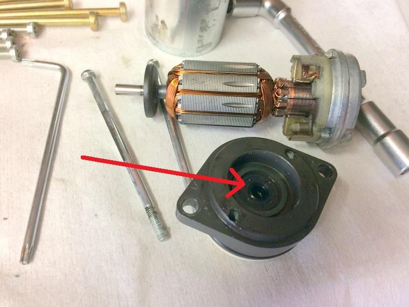 joints module ABS Moteur10