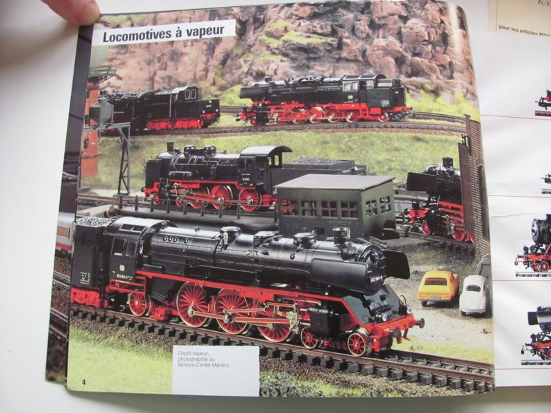 [Märklin] Catalogue 1986-1987 Img_0115