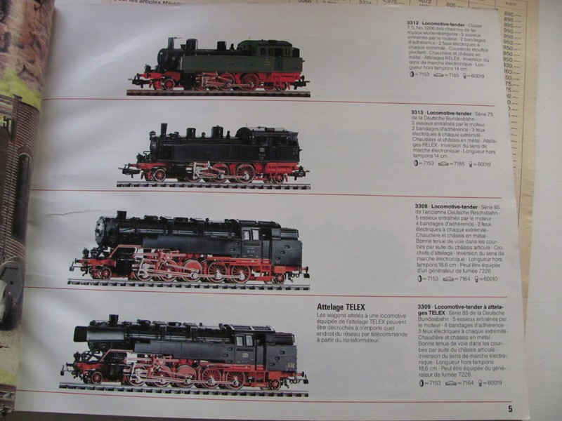 [Märklin] Catalogue 1986-1987 Img_0116