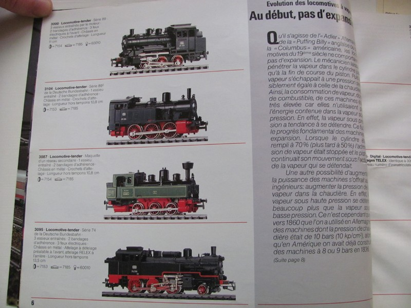 [Märklin] Catalogue 1986-1987 Img_0117