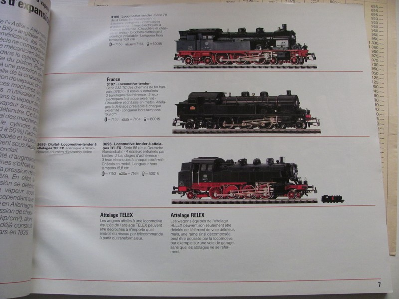 [Märklin] Catalogue 1986-1987 Img_0118