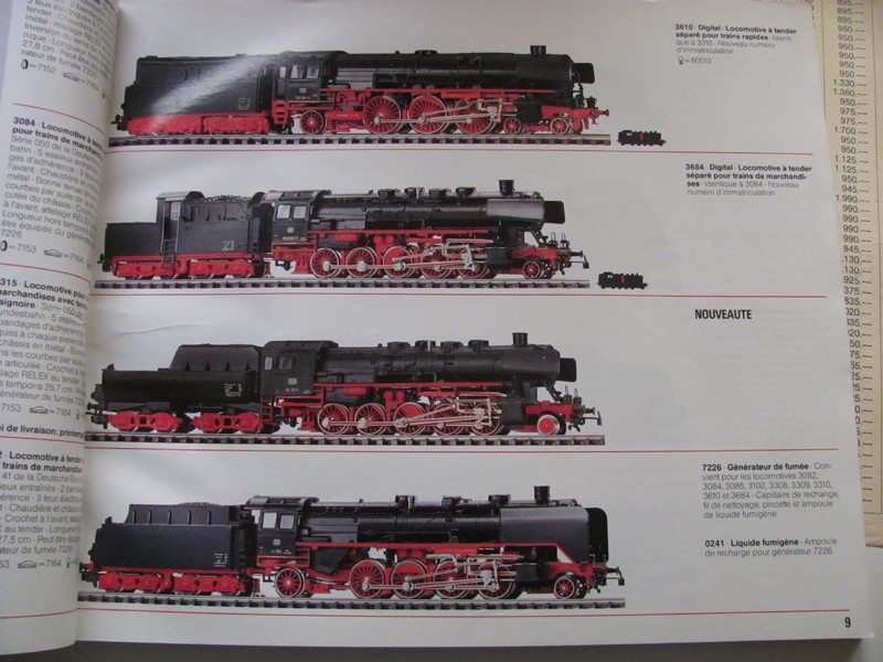 [Märklin] Catalogue 1986-1987 Img_0120