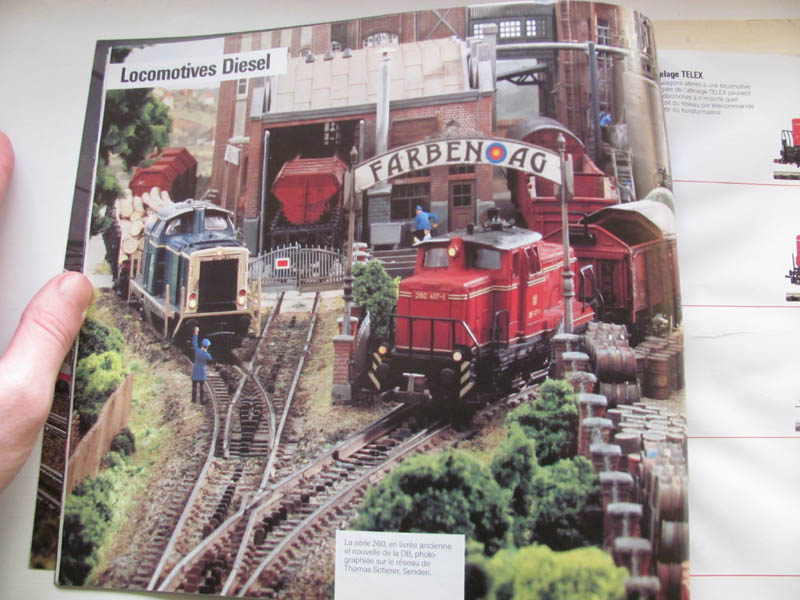 [Märklin] Catalogue 1986-1987 Img_0124