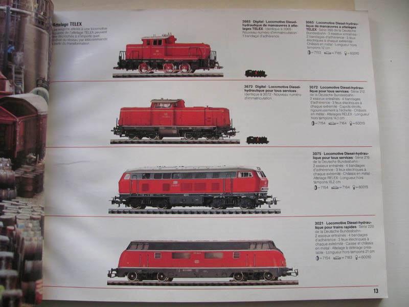 [Märklin] Catalogue 1986-1987 Img_0125