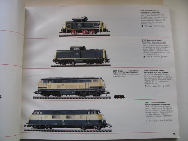 [Märklin] Catalogue 1986-1987 Img_0127
