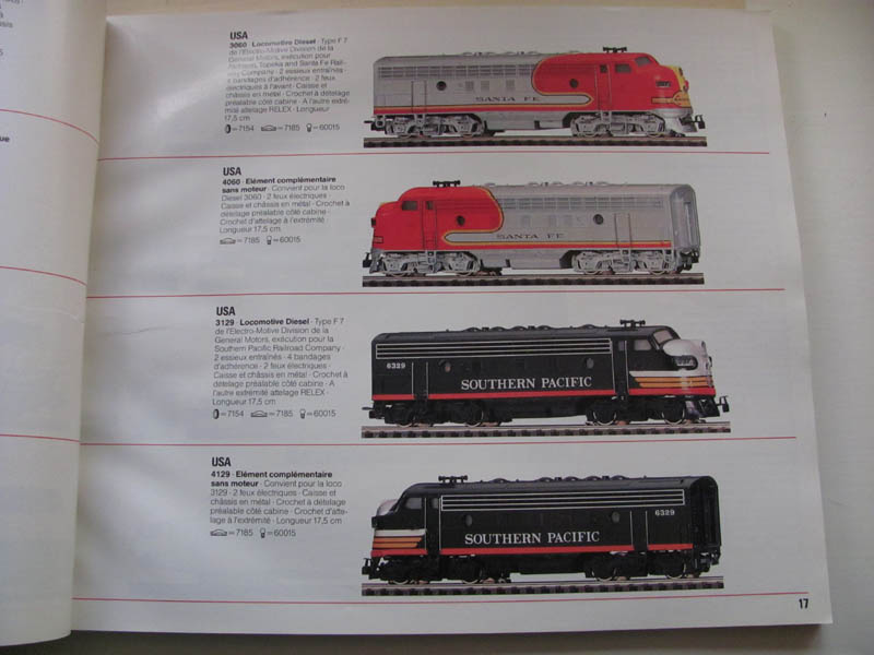 [Märklin] Catalogue 1986-1987 Img_0129