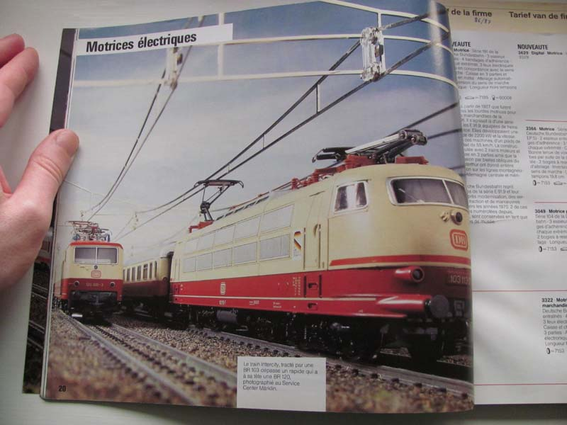 [Märklin] Catalogue 1986-1987 Img_0132